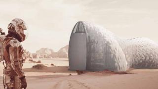 Проект «Новый дом» на Марсе, фото 1