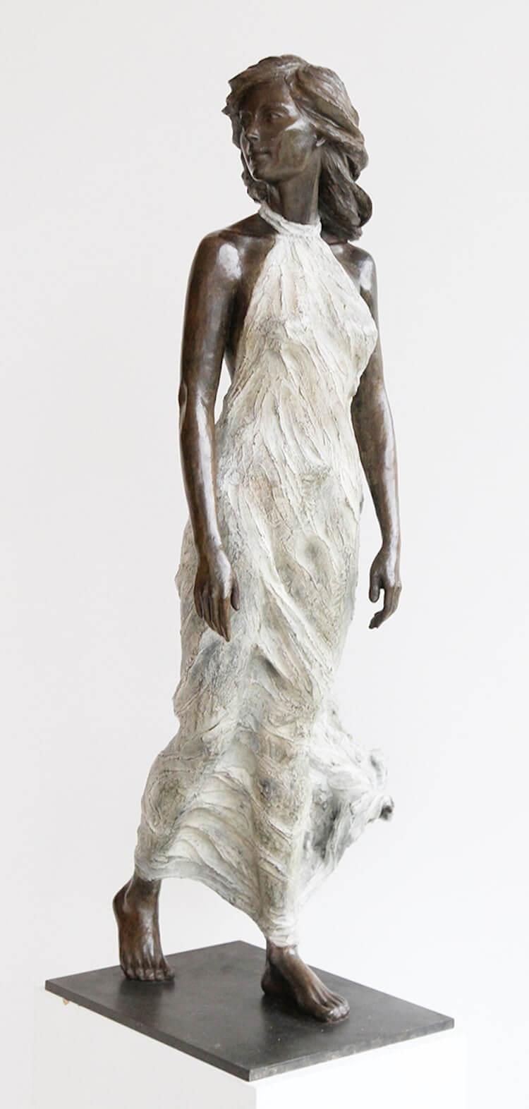 Реалистичные женские скульптуры, фото 10