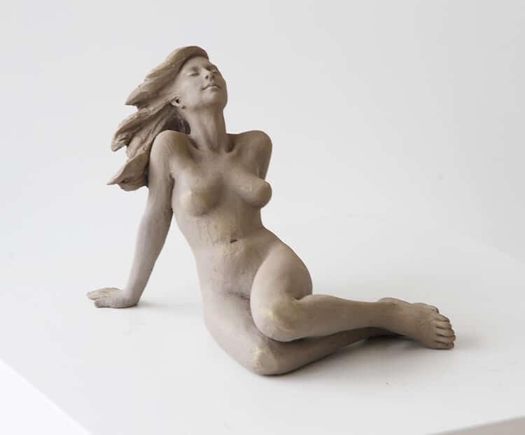 Реалистичные женские скульптуры, фото 13