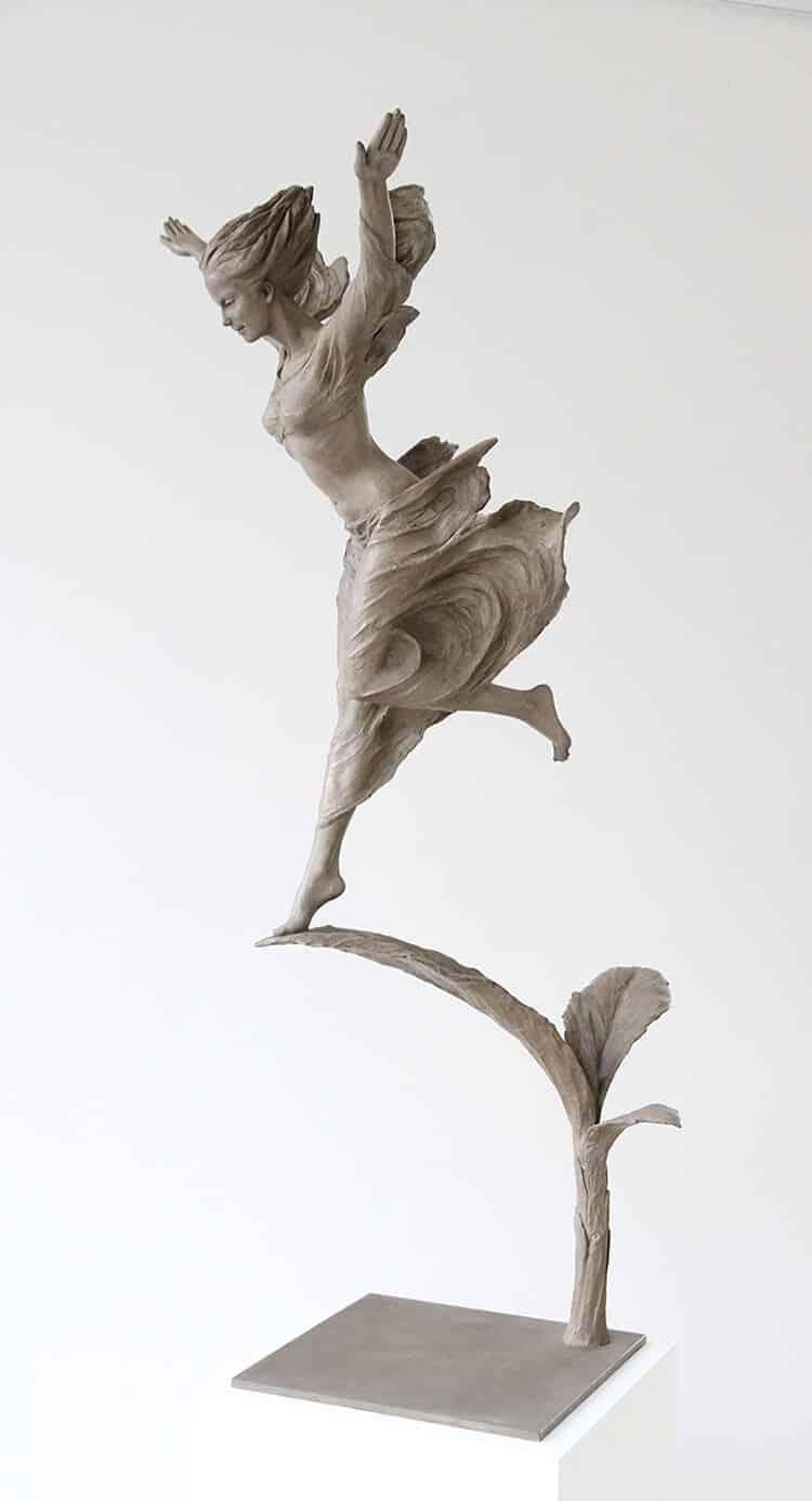 Реалистичные женские скульптуры, фото 15