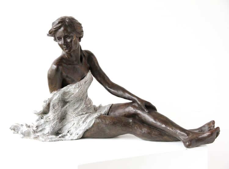 Реалистичные женские скульптуры, фото 6