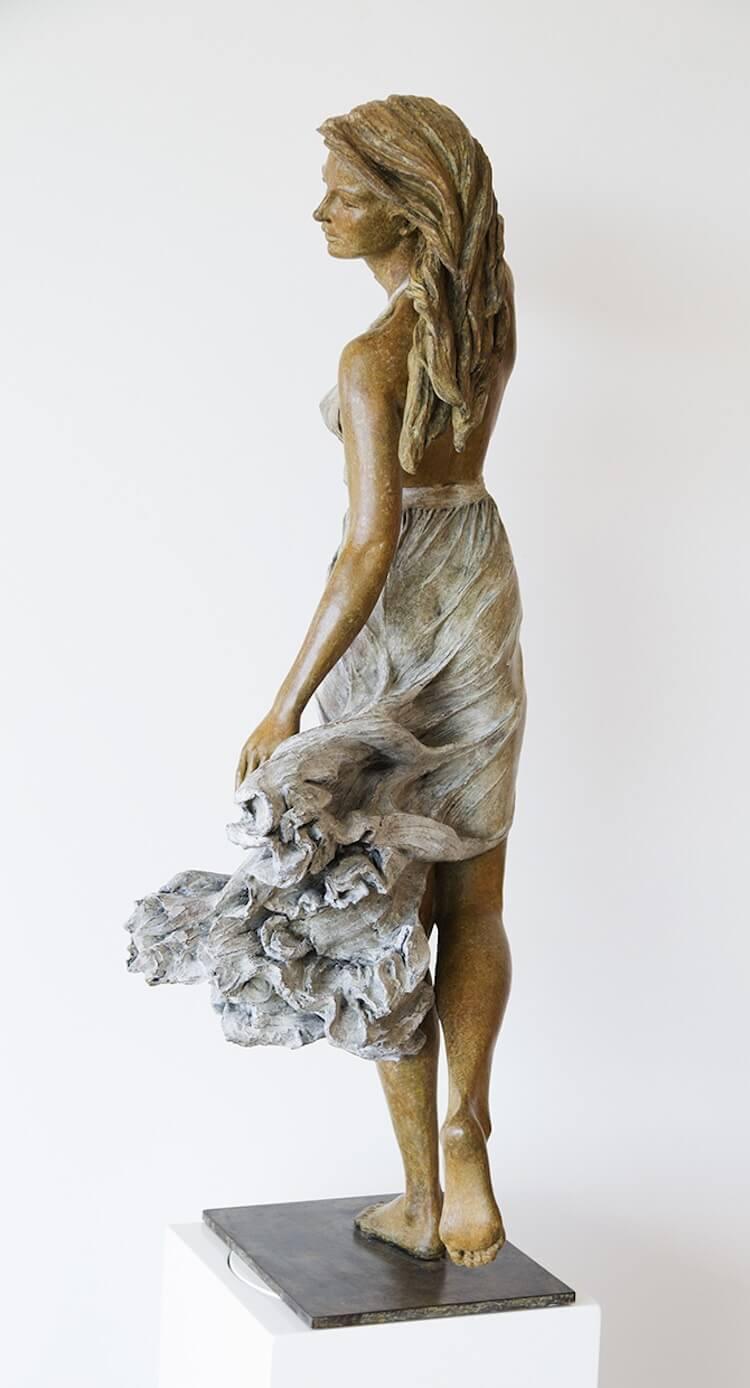 Реалистичные женские скульптуры, фото 9