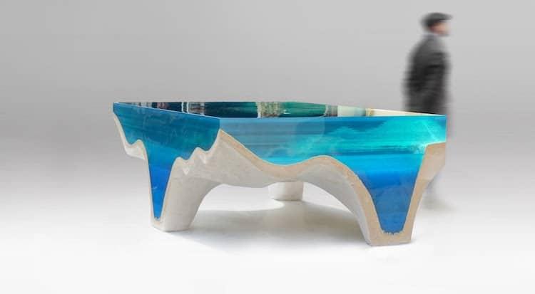 Каменно акриловая мебель, фото 8