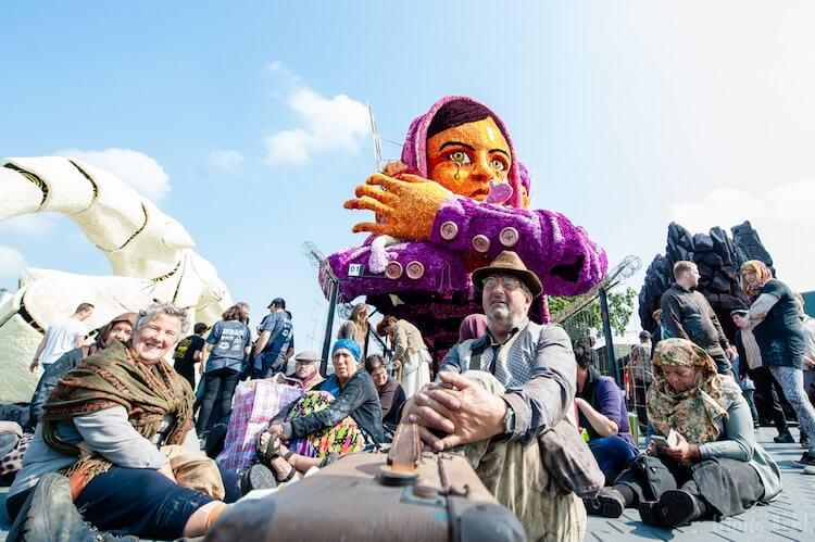Цветочный парад Корсо Зюндерт, фото 15