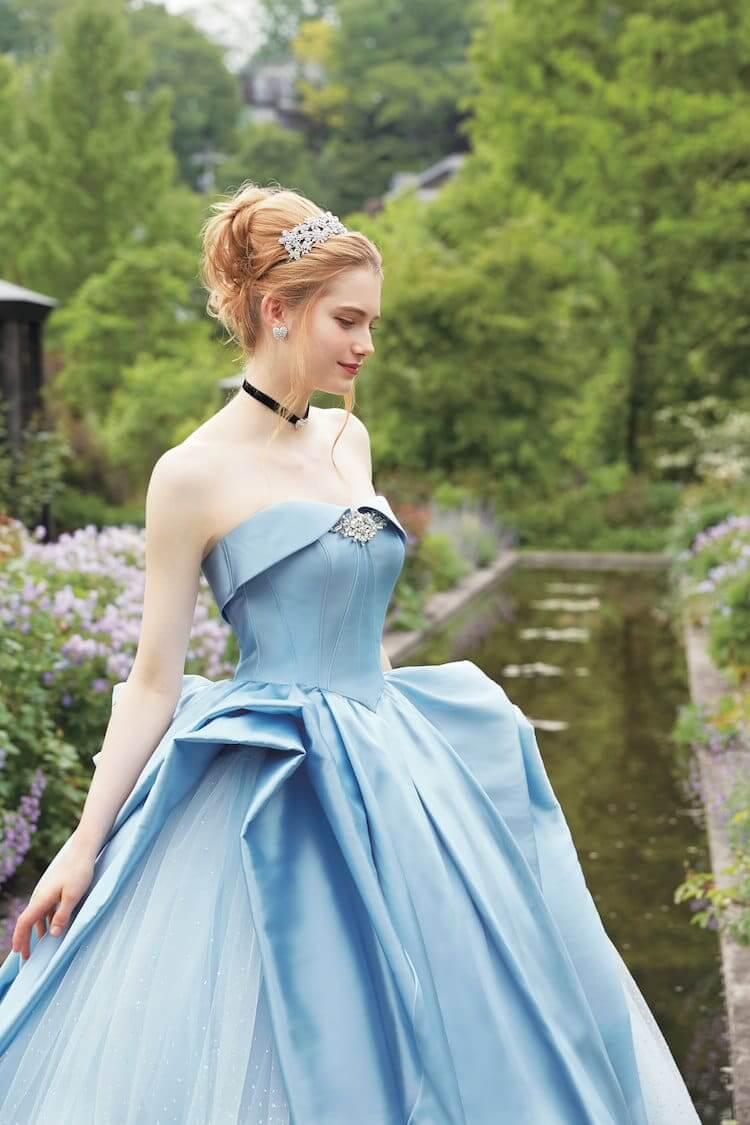 Свадебное платье в стиле диснеевсих принцес, фото 9