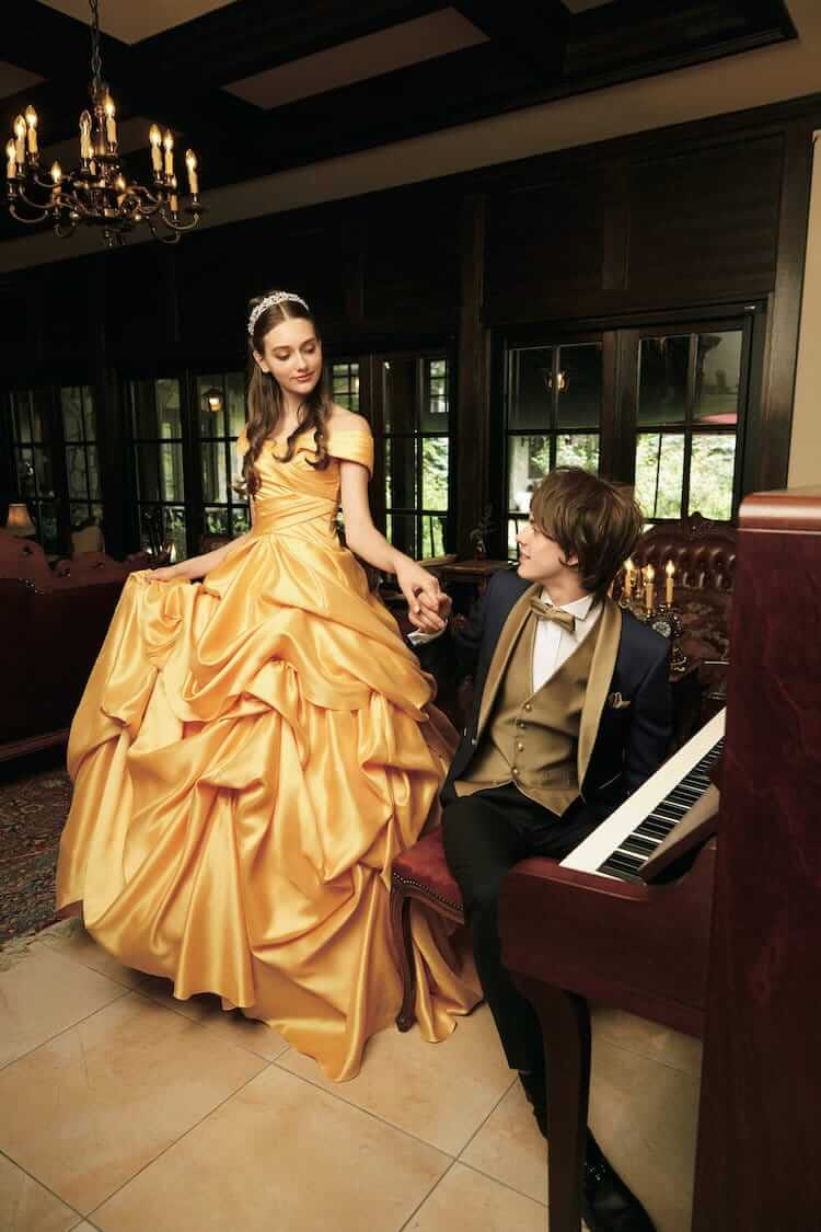 Свадебное платье в стиле диснеевсих принцес, фото 3
