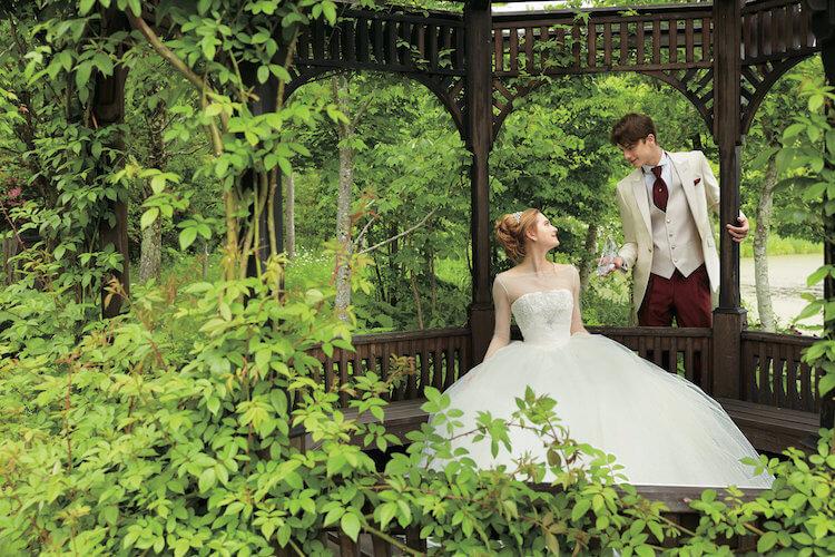 Свадебное платье в стиле диснеевсих принцес, фото 5