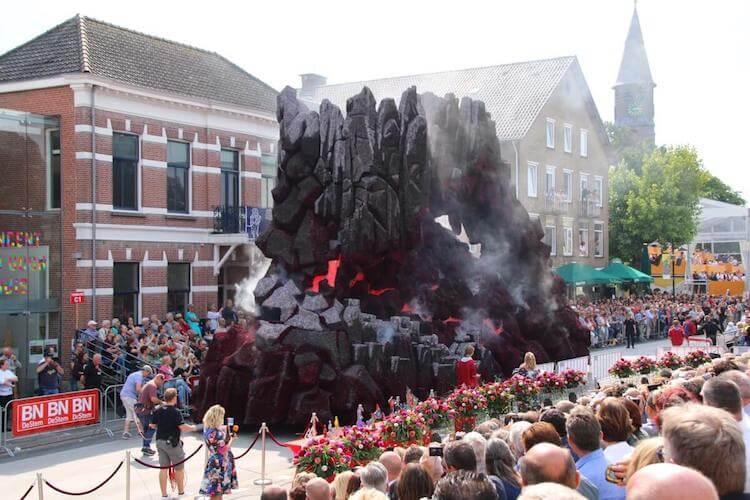 Цветочный парад Корсо Зюндерт, фото 2