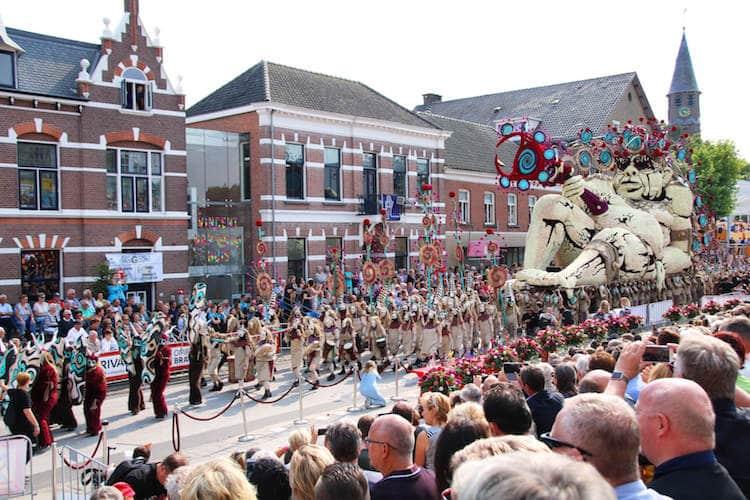 Цветочный парад Корсо Зюндерт, фото 9