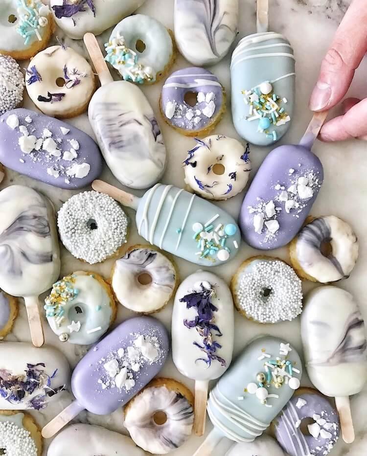Креативные кейк попсы, фото 9