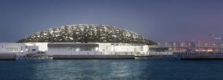 Лувр Абу-Даби приближается к своему торжественному открытию