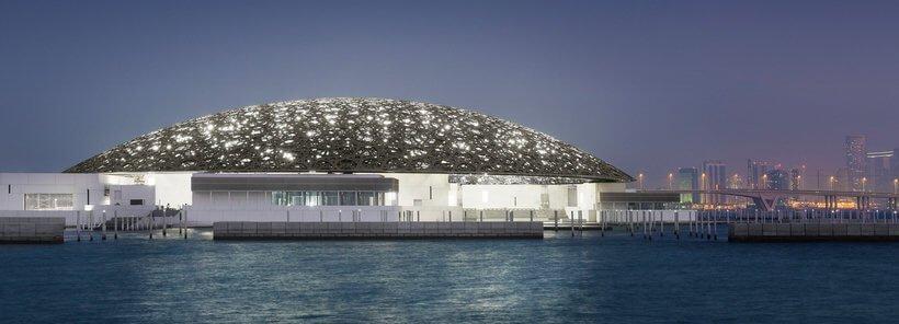 Лувр в Абу-Даби, фото 1