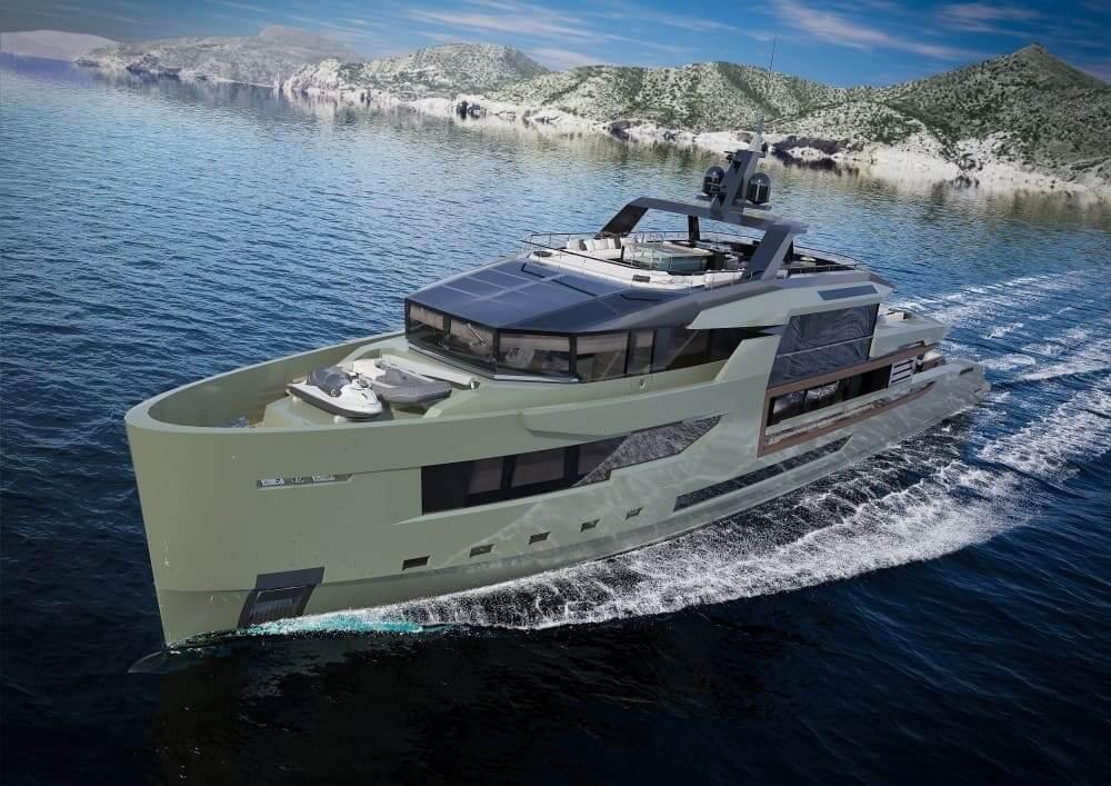 роскошные яхты Arcadia Yachts, фото 1