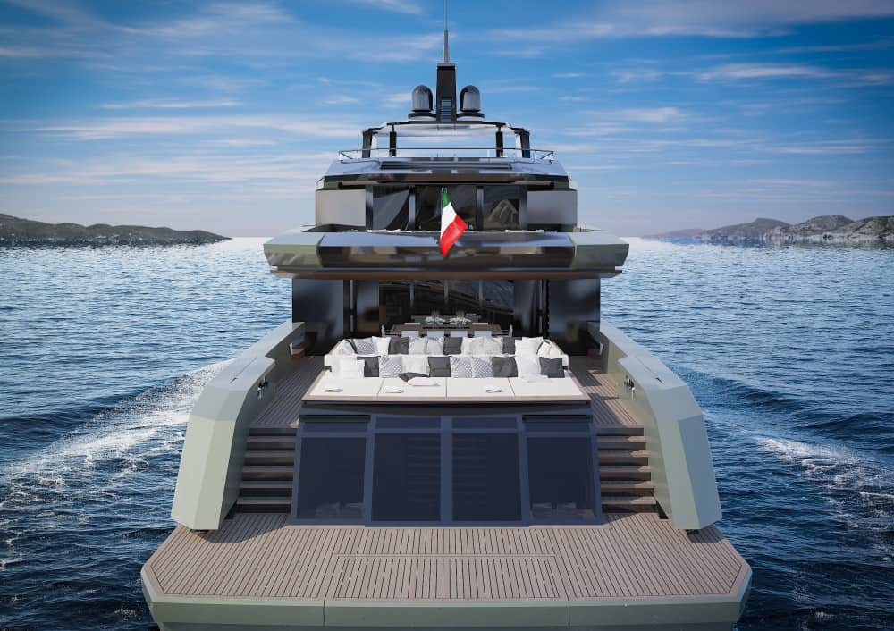 роскошные яхты Arcadia Yachts, фото 3