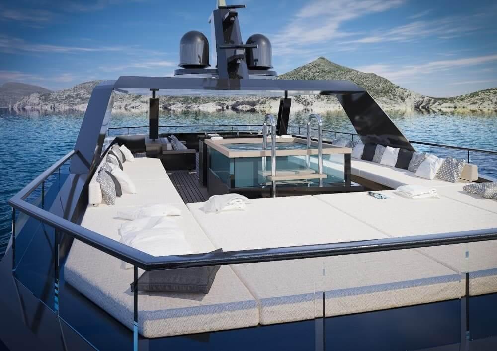роскошные яхты Arcadia Yachts, фото 4