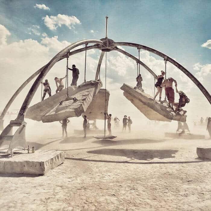 самый безумный фестиваль на свете, фото 12