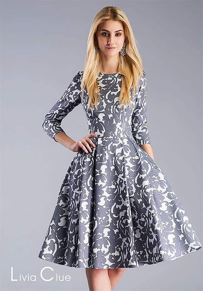 славянский стиль в современную моду, фото 10