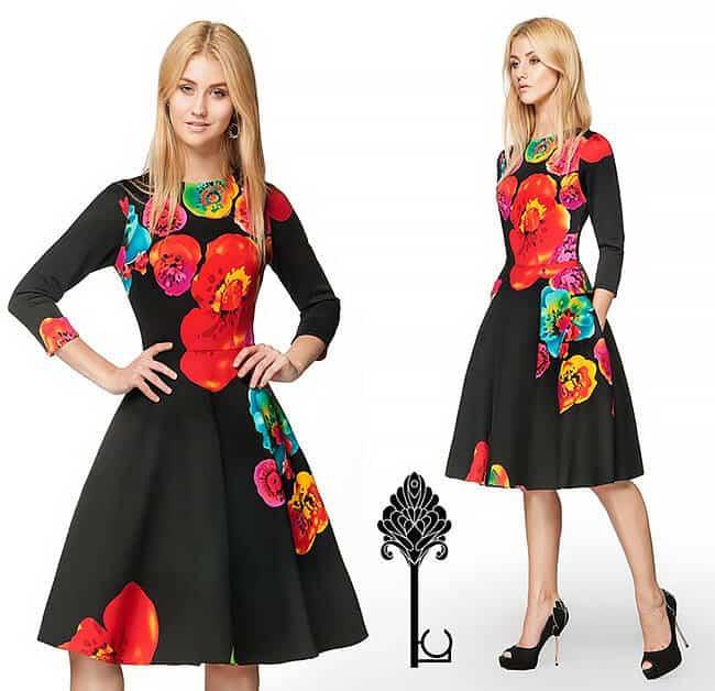славянский стиль в современную моду, фото 11
