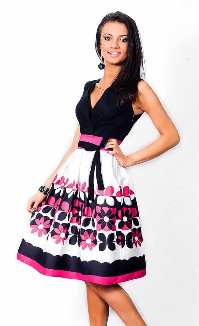 Польский дизайнер Ливия Клу внедряет славянский стиль в современную моду и это прекрасно!