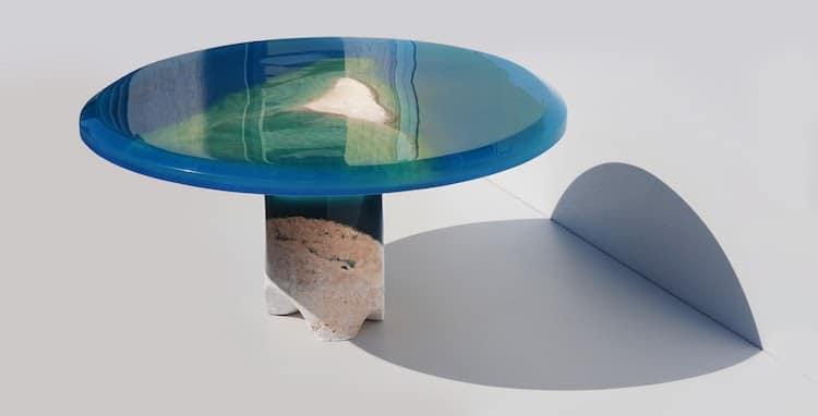 Каменно акриловая мебель, фото 6