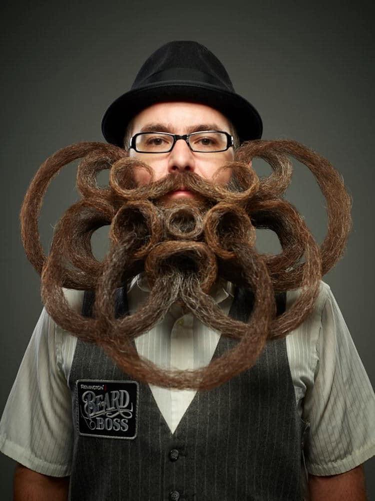Лучшие бороды мира, фото 9