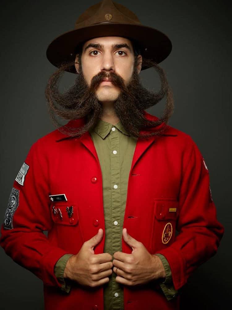 Лучшие бороды мира, фото 10