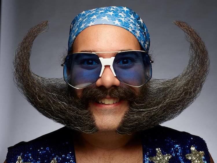Лучшие бороды мира, фото 14