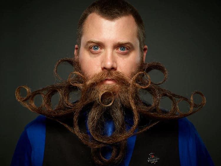 Лучшие бороды мира, фото 15