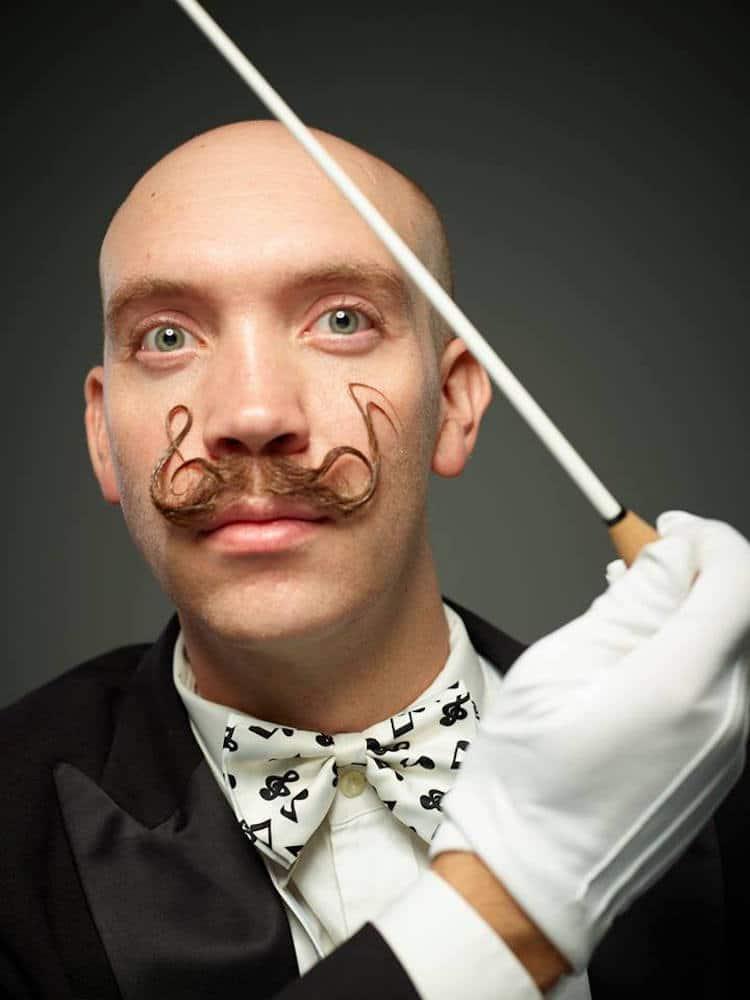 Лучшие бороды мира, фото 1