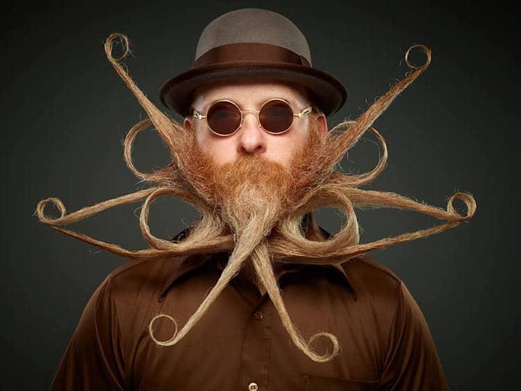Лучшие бороды мира, фото 4