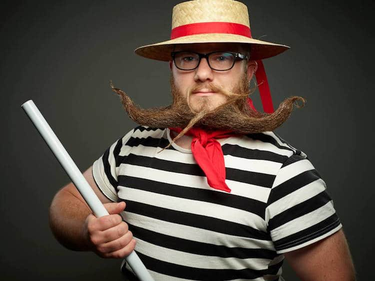 Лучшие бороды мира, фото 5