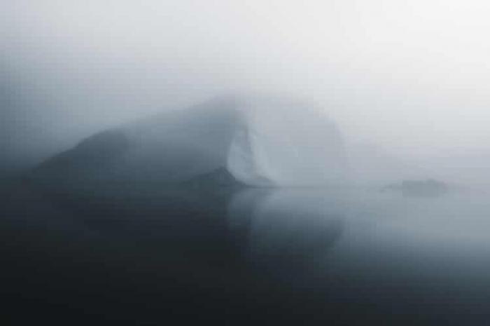 Призрачные фотографии арктического ландшафта Гренландии