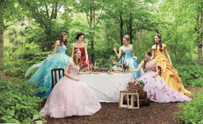 Коллекция свадебных платьев Disney позволяет любой невесте превратиться в принцессу