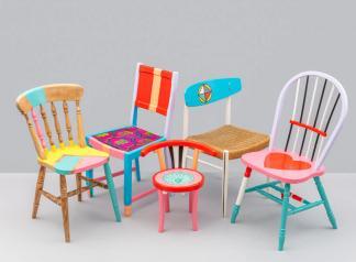 Коллекция уникальной мебели для Лондонского фестиваля дизайна 2017
