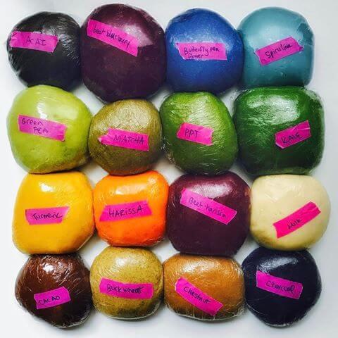 Разноцветная паста, фото 3