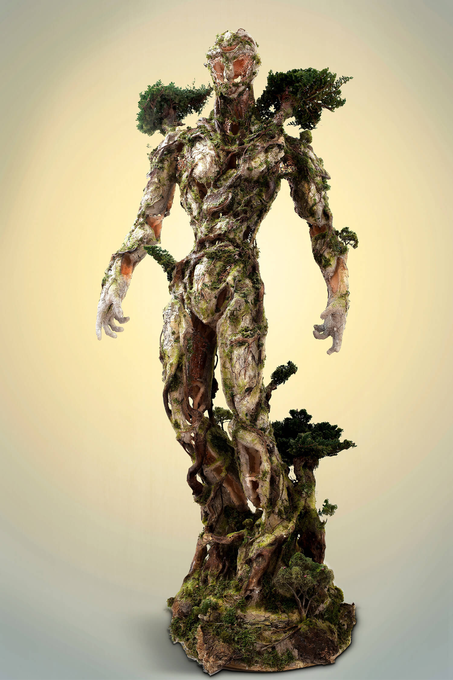 Древовидная фигура, скульптура Гаррета Кейна, фото 4