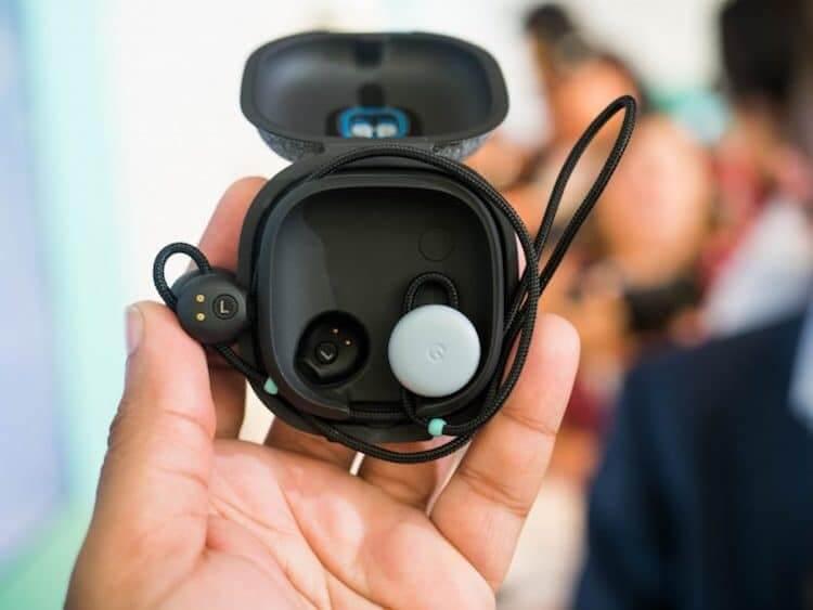 Наушники-переводчик Google Pixel Buds, фото 3