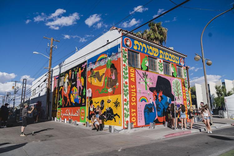 Лас-Вегас, уличное искусство от 12 художников, фото 10