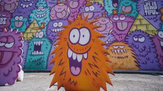 Лас-Вегас, уличное искусство от 12 художников, фото 13