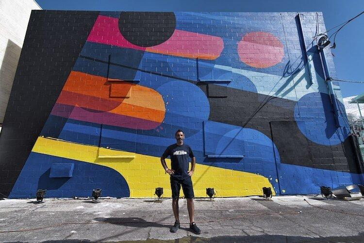 Лас-Вегас, уличное искусство от 12 художников, фото 18