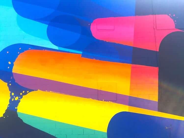 Лас-Вегас, уличное искусство от 12 художников, фото 19
