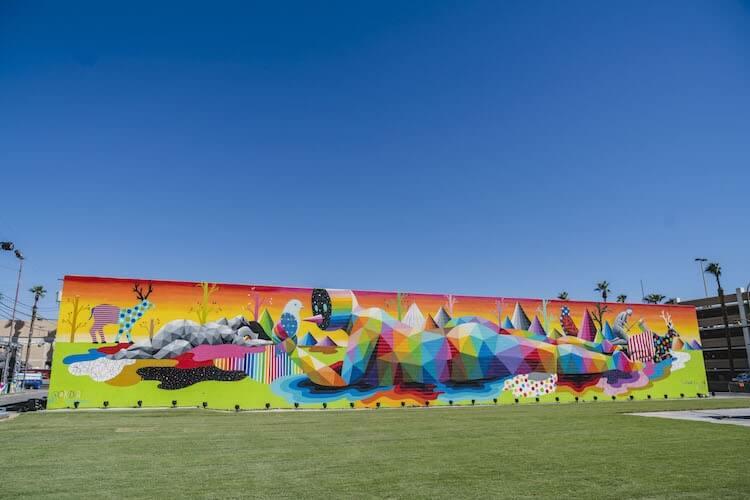 Лас-Вегас, уличное искусство от 12 художников, фото 2