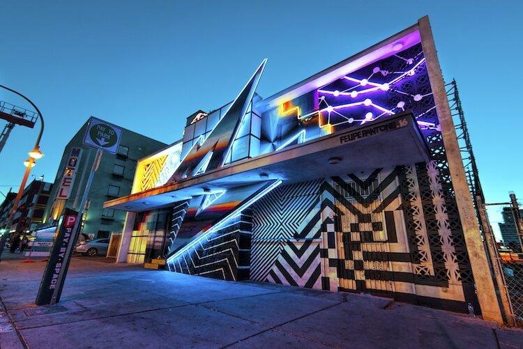 Лас-Вегас, уличное искусство от 12 художников, фото 3