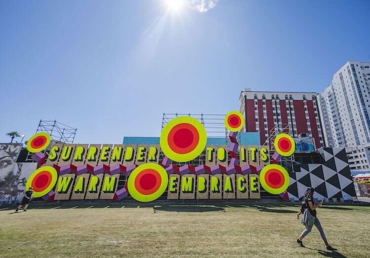 Лас-Вегас, уличное искусство от 12 художников, фото 5