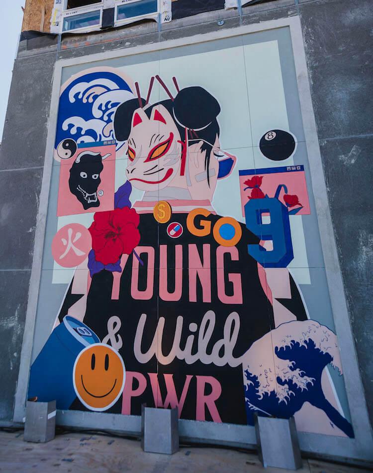 Лас-Вегас, уличное искусство от 12 художников, фото 7