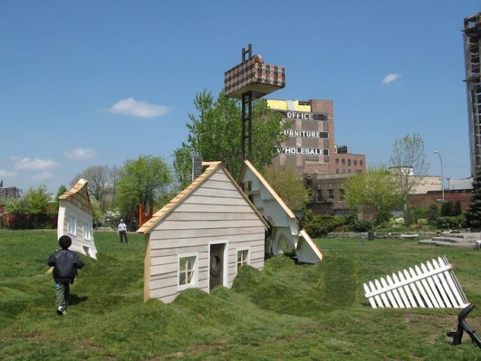 Топ-5 лучших парков скульптур