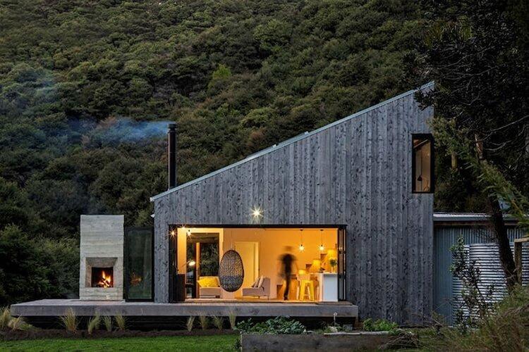 Современный дом в Новой Зелендии, фото 8