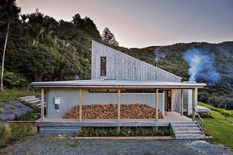 Современный дом в Новой Зелендии, фото 1