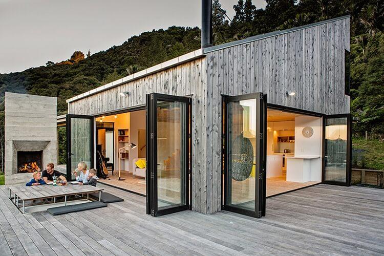 Современный дом в Новой Зелендии, фото 2