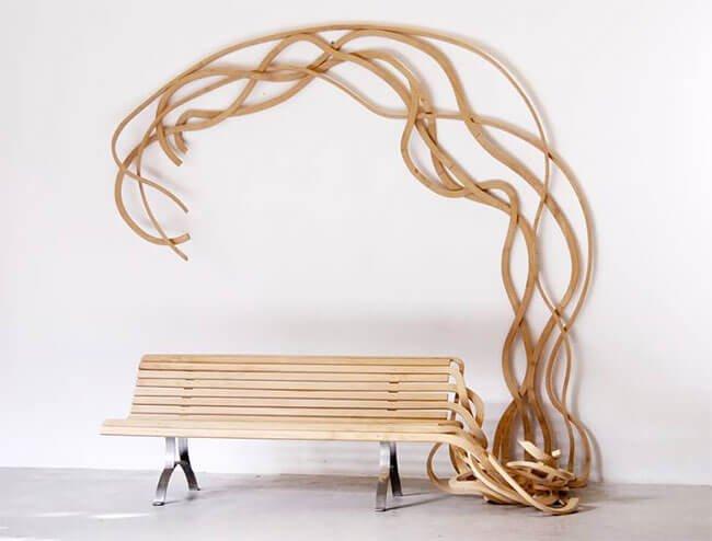 игривый дизайн мебели художника-дизайнера Пабло Рейносо, фото 1